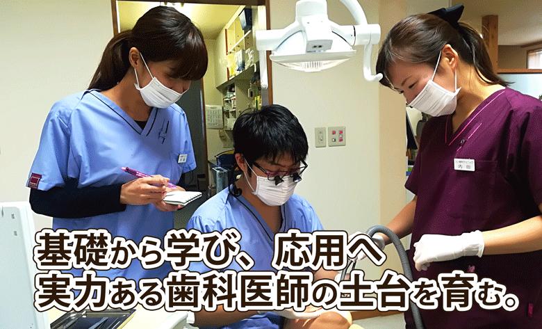 新卒歯科医師求人